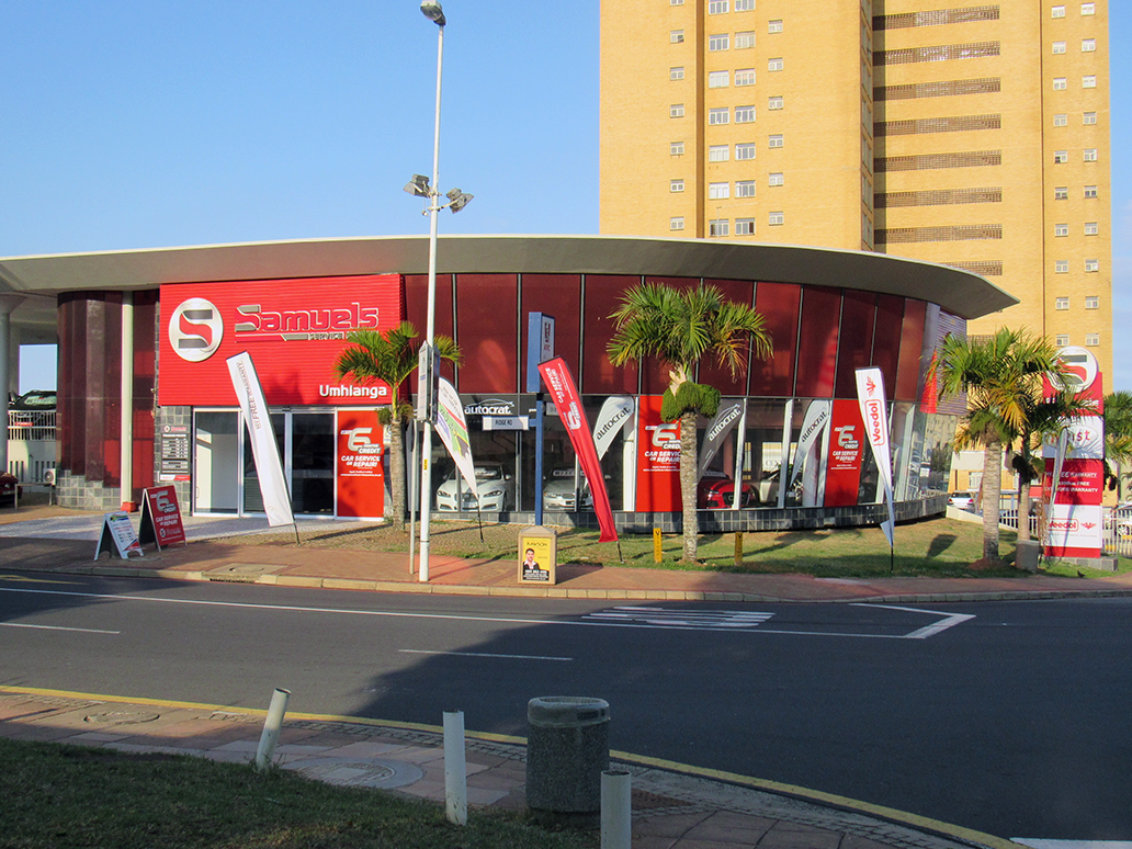 About - Samuels Service Centre - Umhlanga
